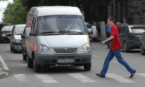 Какая ответственность грозит водителю за наезд на пешехода?