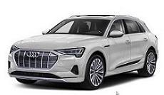 Audi e-tron электромобиль