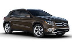 Mercedes-Benz GLA 200