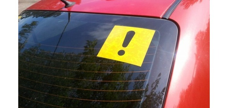 Правила поведения за рулем для начинающих автолюбителей
