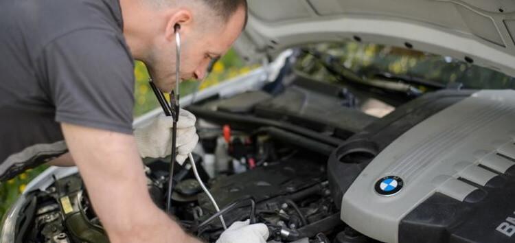 Диагностика двигателя без помощи специалиста