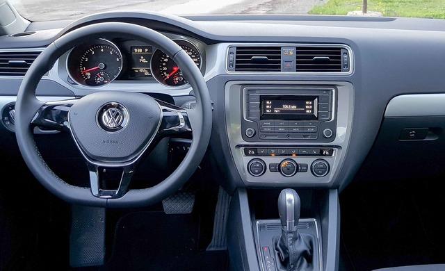 Volkswagen Jetta 1.6 АТ 2018г
