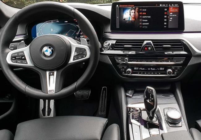 Прокат BMW в Москве
