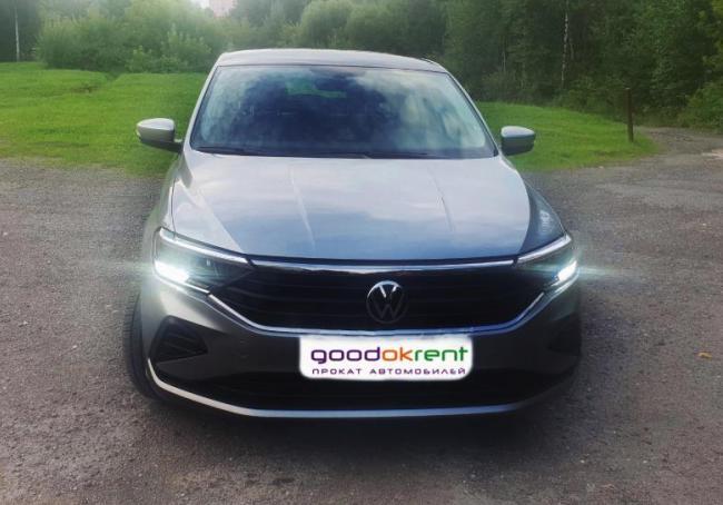 VolksWagen Polo новый кузов