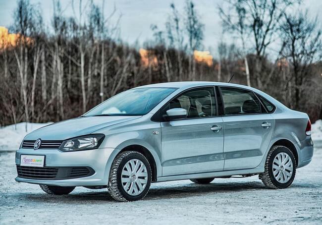 Аренда Volkswagen Polo 1.6
