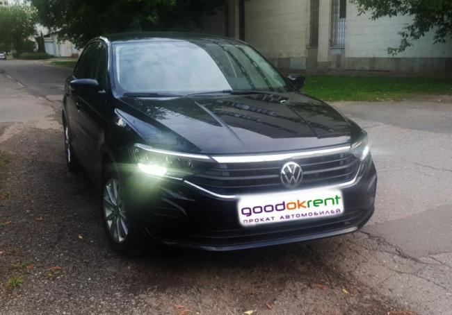 VolksWagen Polo новый кузов 1