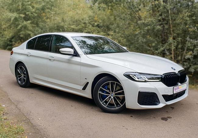 Аренда BMW 2021 в Москве