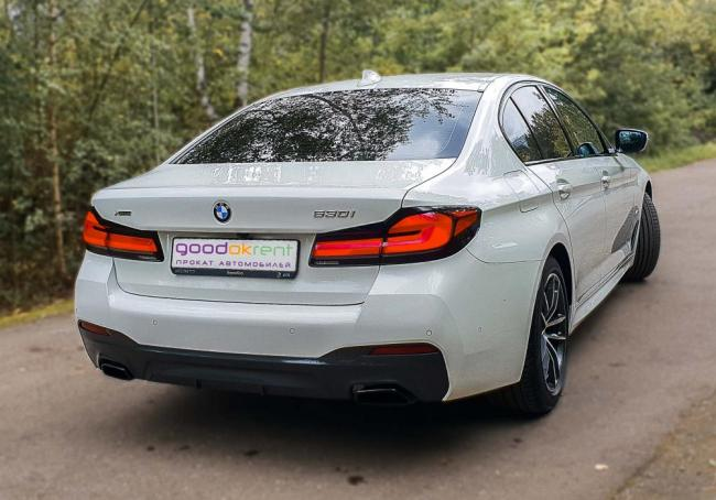 Аренда авто бизнесс класса BMW в Москве