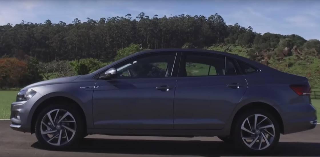 Новый Volkswagen Polo 2018 года