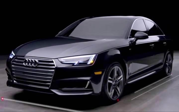 Новая Audi A6 2018 года