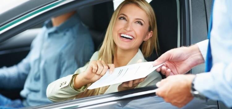 Выбор арендного автомобиля