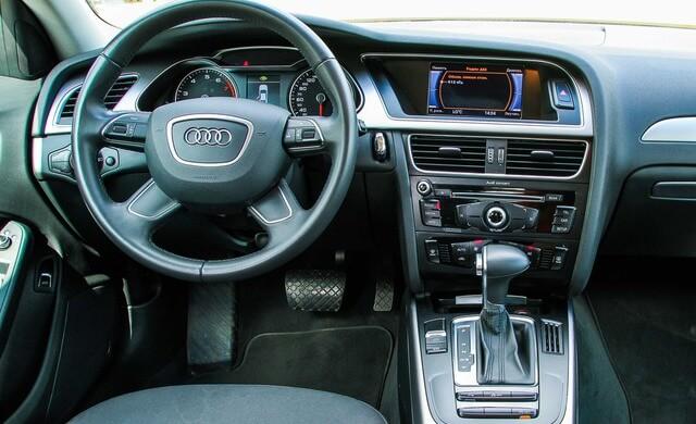Audi A4 1.8 АТ