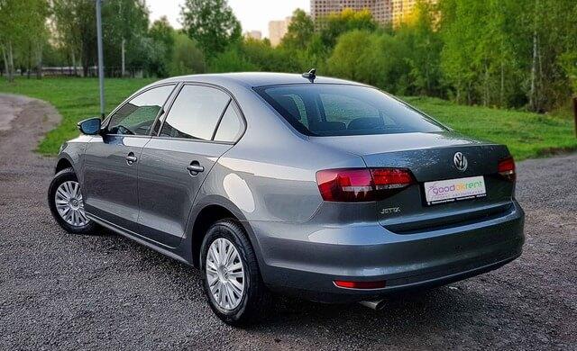 Volkswagen Jetta 1.6 АТ NEW