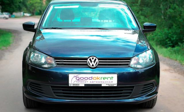 VW Polo 1.6 AT (С ВЫКУПОМ!)