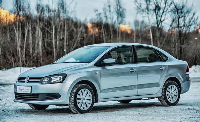 VolksWagen Polo 1.6 AT NEW