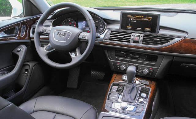 Audi A6 AT 2.8